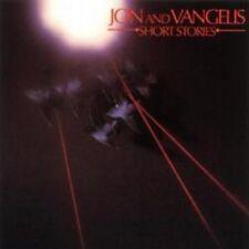 Jon And Vangelis - Short Stories (NEW CD)