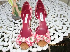 DUNE FLORAL SHOES SIZE 5 UK 38 EU BRAND NEW
