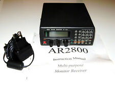 RICEVITORE SCANNER A.O.R MD. AR2008 - 0.5 ~ 600MHz 800 ~ 1300MHz