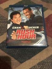 Rush Hour (Blu-ray Disc, 2010)