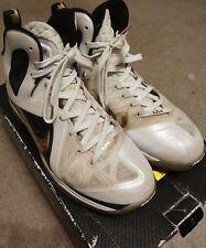 Nike Lebron 9 P.S. Elite Home Mens Size 11