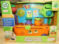 Leap Frog Water & Count Veggie Garden 9 Months & Up - NEW IN BOX