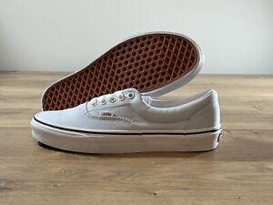 Vans UA Era Skate Shoes Ballad Blue/True White MN SZ 9 ( VN0A54F14G4/S9 )