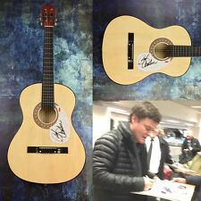 Gfa Donny & Marie Osmond * The Osmonds * Signed Acoustic Guitar Proof O1 Coa