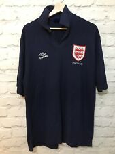 Genuine England Football Shirt 1990 World cup Italia 90 M (40-42 Inch Chest)