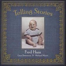 Telling Stories - Music CD - Haas, Fred -  2004-11-16 - CD Baby - Very Good - Au