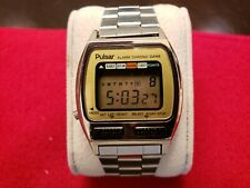 Vintage Pulsar Game Watch