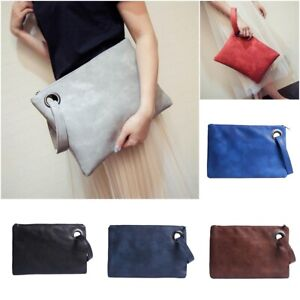 Fashion Crocodile Pattern Women's Clutch Bag PU Leather  Envelope Bag Clutches