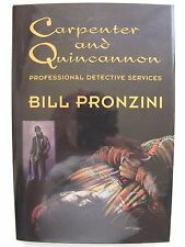 Bill Pronzini – CARPENTER AND QUINCANNON (1998) – Detective Stories