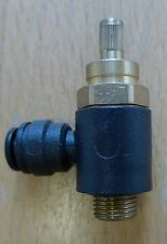 John Guest 4mm-1/8BSP Pneumatic PushIn Banjo Flow Control Fitting CFM360411E