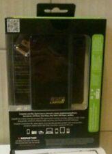 NIB! Monster Outlets To Go MP OTG300 LTOP 300 for Laptops 3 Outlets, 2 USB