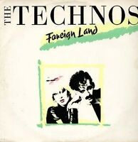 THE TECHNOS - FOREIGN LAND - Prt