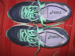 Asics GT1000 purple sneakers 7 1/2