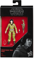 "Star Wars Black Series Resistance Tech Rose (The Last Jedi) 3.75"" Action Figure"