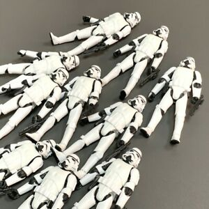 """Lot 10 3.75"""" Star Wars Stormtroopers OTC Trilogy Aciton Figures Collection Toys"""