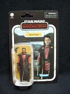 Star Wars Vintage Collection Greef Karga The Mandalorian 3.75 inch Figure.