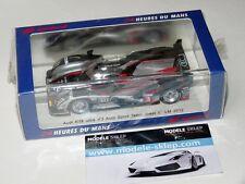 Spark S3702 Audi R18 ultra #3 Le Mans 2012 - Gene/Dumas/Duval 1/43 Scale