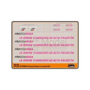 M52311 - Max Model FS ETR 610 Freccia Rosa - kit