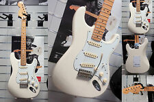 FENDER AS Jimi Hendrix Strat MN OWT Olympic White-Sofort Lieferbar!!