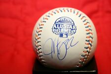 JASON KIPNIS AUTOGRAPHED SIGNED 2013 ALL STAR BASEBALL CLEVELAND INDIANS COA
