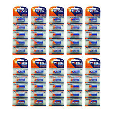 (Pack of 50) PKCELL A23 Alkaline 12V Batteries 23A  MN21 LRV08 23MN 23AE