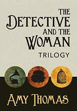 The Detective and The Woman Trilogy by Thomas, Amy, NEW Book, FREE & FAST Delive
