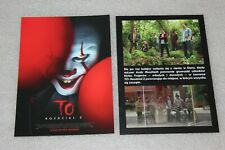It Chapter Two  (2019) - Polish promo FLYER - ULOTKA