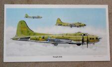 "B-17F Flying Fortress ""Memphis Belle"" Giclee & Iris Art Prints by Willie Jones"