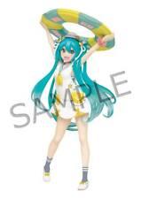 Offiziell Lizenzierte Vocaloid Figur Summer Renewal Version Hatsune Miku