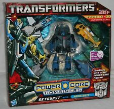 transformers powercore combimers skyburst with aerialbots misb