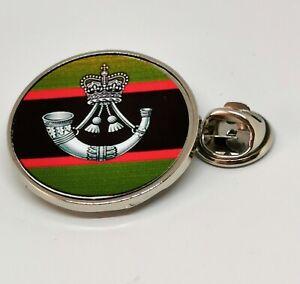 The Rifles Military lapel pin badge / Key Ring