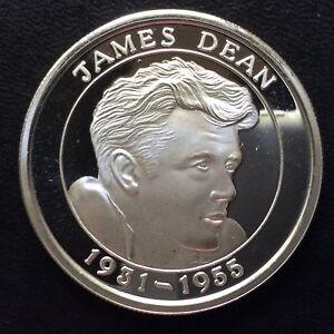1988 James Dean Silver Medal Round A4832