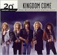 KINGDOM COME : 20TH CENTURY MASTERS: MILLENNIUM COLL (CD) Sealed