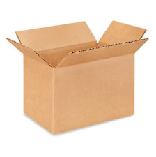25 8x5x5 Cardboard Paper Boxes Mailing Packing Shipping Box Corrugated Carton