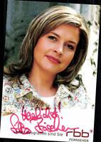 Silke Böschen RBB Autogrammkarte Original Signiert ## BC 22963