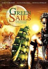 GREEN SAILS - DVD - Region 1 - Sealed