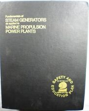 MEBA AFL-CIO Naval Marine Safety Manual ASBESTOS Boiler Gaskets Insulation 1969