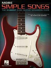 More Simple Songs: The Easiest Easy Guitar Songbook Ever, Hal Leonard Corp., Goo