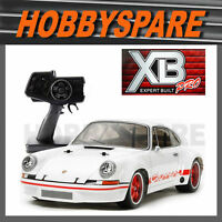 NEW TAMIYA 1/10 XB PRO PORSCHE 911 CARRERA RSR RC READY TO RUN RTR TT01E 57874