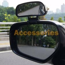 """A Pair Universal 4.5"""" x 2"""" Large Adjustable Blind Spot Mirror Wide Angle for Car"""