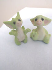 Pocket Dragon Dragons Real Musgrave Hand Made But Iam Too Little&Little Foot