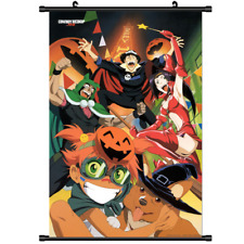 Anime Cowboy Bebop wall Poster Scroll cosplay 3218
