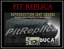 DUCATI 350 450 RT 1971 1972 1973 1974 '71 '72 '73 '74 SEAT COVER [ZCTP]