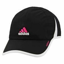 0b037dbff3a Womens Adidas Climacool Hat Baseball Cap Adjustable Golf Running UPF 50 BLK  New