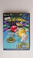 M and M's: The Lost Formulas (PC: Mac and Windows 2001) - UK Version*