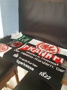 Fan Artikel Frankfurt 3 x Schal ,