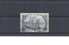 DAP, Türkei, 1900 Michelnummer: 21 II/I o, gestempelt o, Katalogwert € 340,00