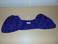 New Kimpex CKX 274004 Snowmobile Purple Windshield Bag Polaris Classic 88-98