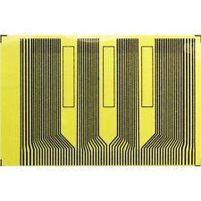 Opel Zafira A Tacho Multifunktion Display Pixel Reparatur Kontaktfolie Flexband