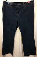 Style & Co. Woman Size 24W Dark Wash Denim Jeans